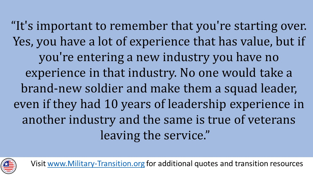 miliary-transition quote