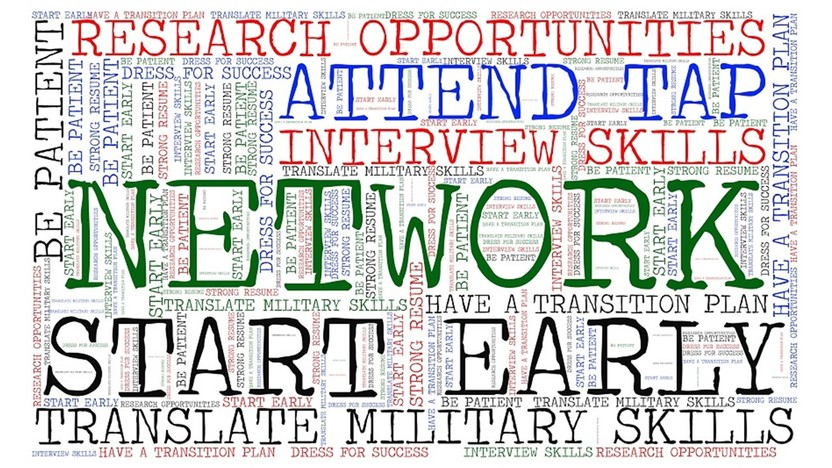 military-civilian networking