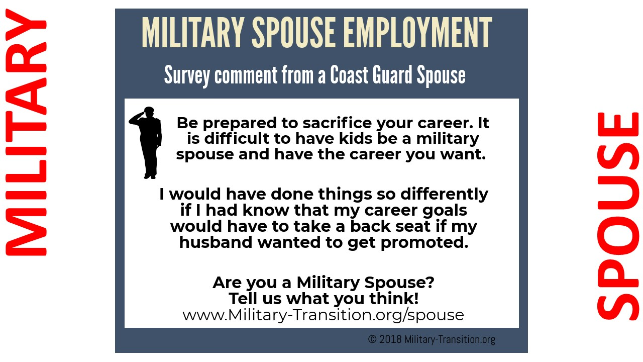 coast guard spouse jobs