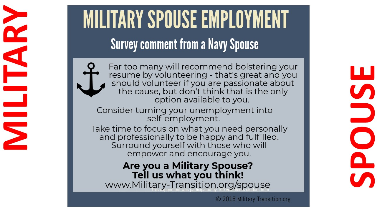 navy spouse jobs